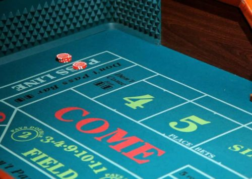 Casino Craps – See What The Dice Hold For You