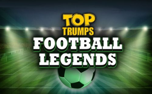 Meet Your Footballing Heroes Playing Top Trumps Football Legends Slot