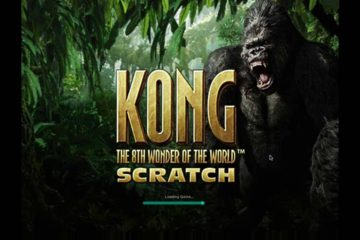 Reveal Prizes with Kong the 8th Wonder of the World Scratch Card