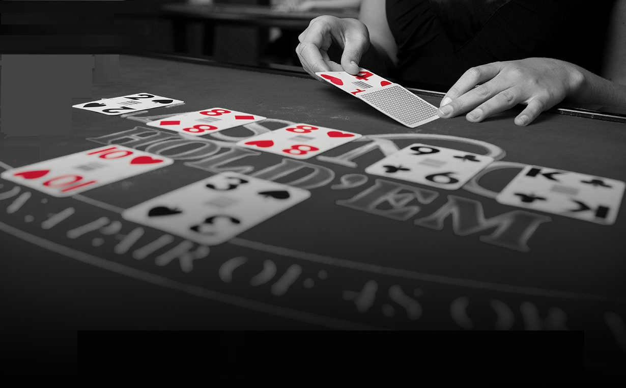 Texas holdem casino strategy