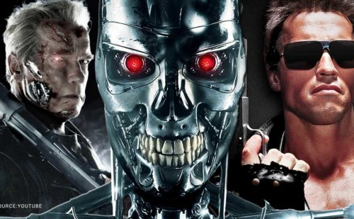 Travel In Time Playing Terminator Genisys Slots